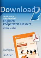 Visiting London - Englisch kooperativ Klasse 7
