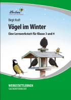 Vögel im Winter