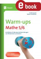 Warm-ups Mathe Kl. 5/6