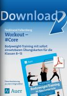 Workouts Core - Bodyweight-Training  Kl. 8-13
