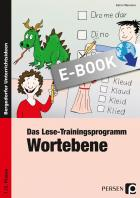 Wortebene - Das Lese-Trainingsprogramm